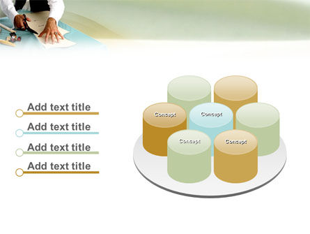 Tailoring PowerPoint Template Slide 12