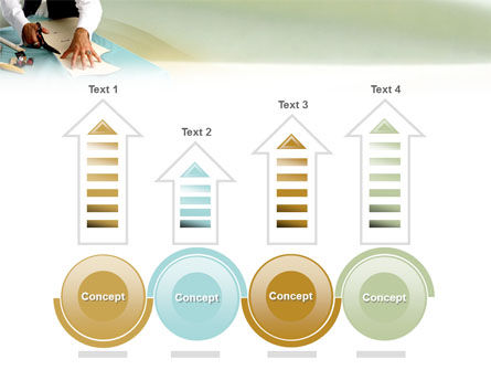 Tailoring PowerPoint Template Slide 7