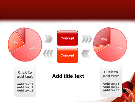 Key To Heart PowerPoint Template Slide 11