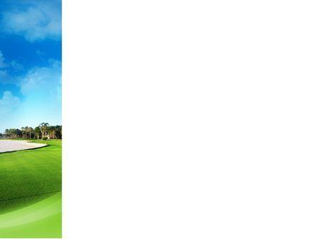 Golf Club PowerPoint Template, Slide 3, 02334, Sports — PoweredTemplate.com