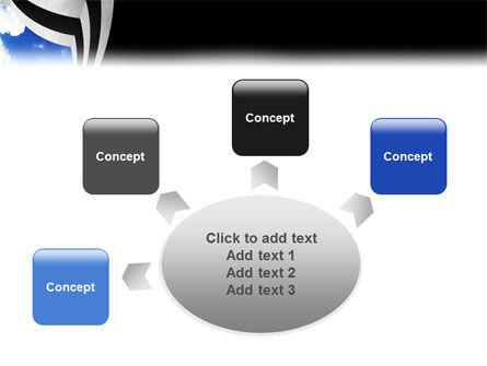 Modern Building PowerPoint Template Slide 7