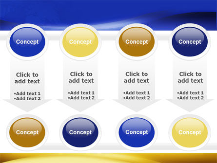 Children and World PowerPoint Template Slide 18