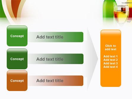 White Wine Tasting PowerPoint Template Slide 12