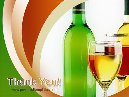 White Wine Tasting PowerPoint Template Slide 20