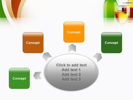 White Wine Tasting PowerPoint Template Slide 7