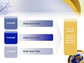 Define Travel Direction PowerPoint Template#12