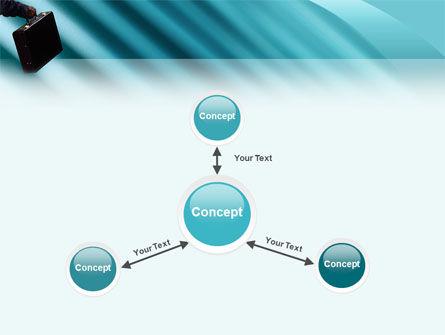 Career Climbing PowerPoint Template Slide 14