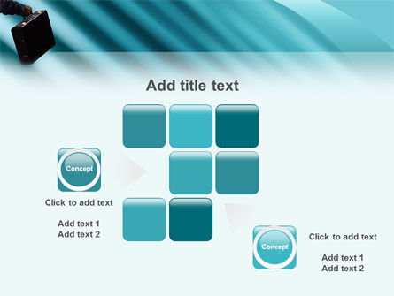 Career Climbing PowerPoint Template Slide 16