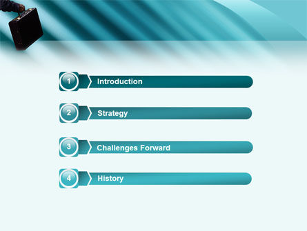 Career Climbing PowerPoint Template, Slide 3, 02346, Business — PoweredTemplate.com