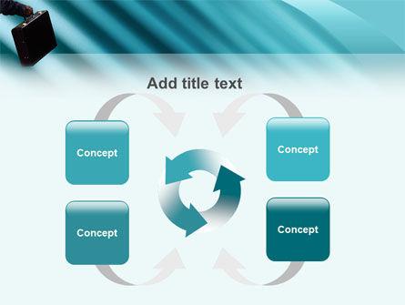 Career Climbing PowerPoint Template Slide 6