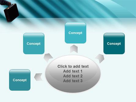 Career Climbing PowerPoint Template Slide 7
