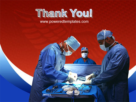 Surgical Help PowerPoint Template Slide 20