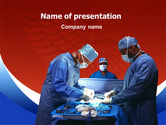 Surgical Help PowerPoint Template#1