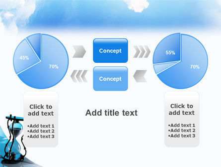 Time and Infinity PowerPoint Template Slide 11