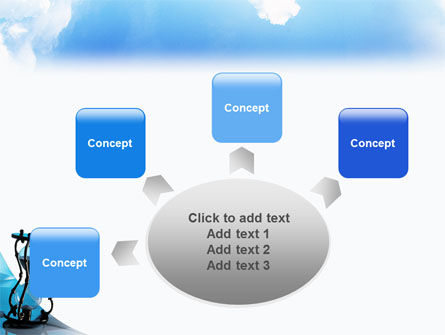 Time and Infinity PowerPoint Template Slide 7