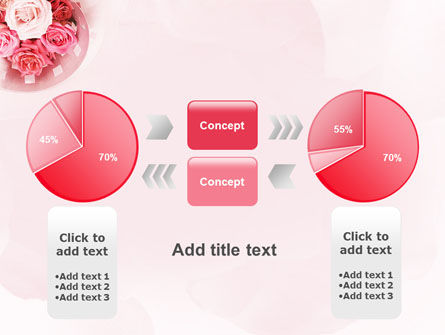 Roses PowerPoint Template Slide 11