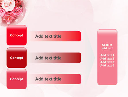 Roses PowerPoint Template Slide 12
