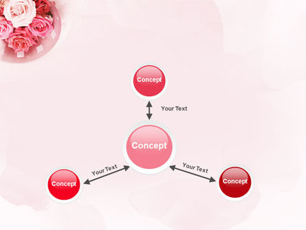 Roses PowerPoint Template Slide 14