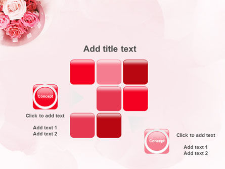 Roses PowerPoint Template Slide 16