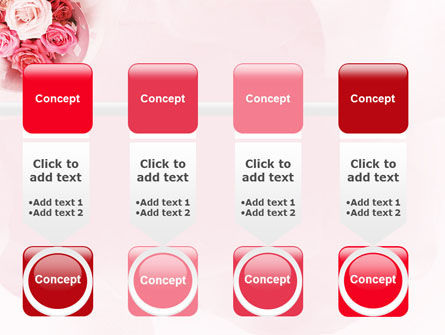 Roses PowerPoint Template Slide 18