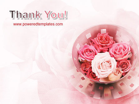 Roses PowerPoint Template Slide 20