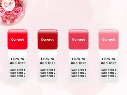 Roses PowerPoint Template Slide 5