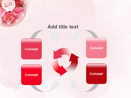 Roses PowerPoint Template Slide 6