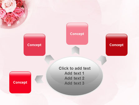 Roses PowerPoint Template Slide 7