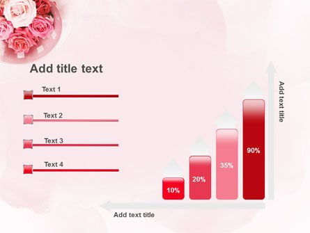 Roses PowerPoint Template Slide 8