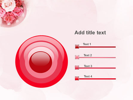 Roses PowerPoint Template Slide 9