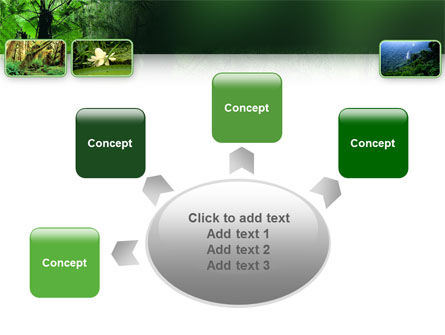 Tropical Forest PowerPoint Template Slide 7