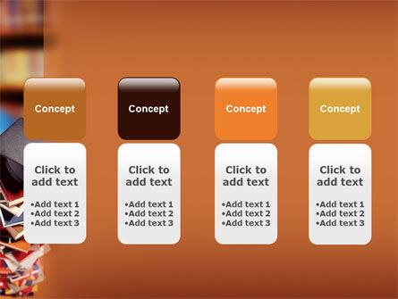 Academic Studies PowerPoint Template Slide 5