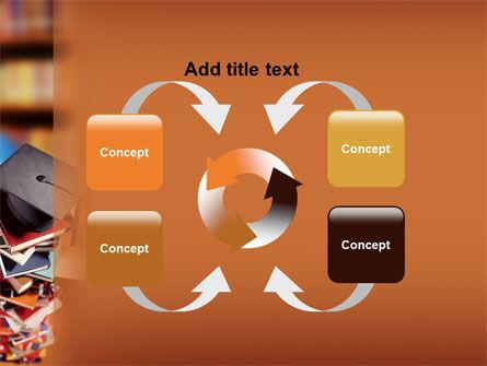 Academic Studies PowerPoint Template Slide 6