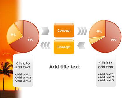Seaside PowerPoint Template Slide 11