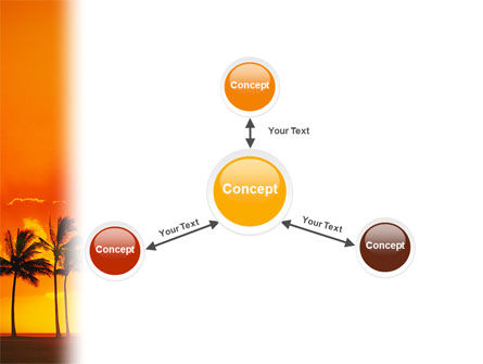 Seaside PowerPoint Template Slide 14