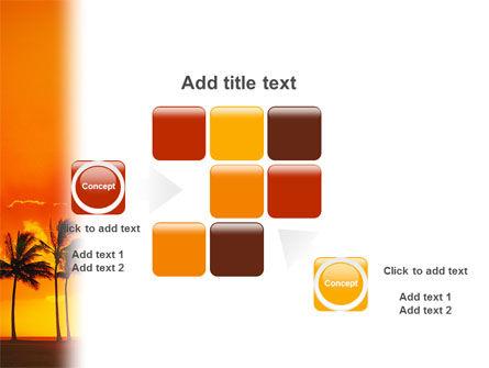 Seaside PowerPoint Template Slide 16