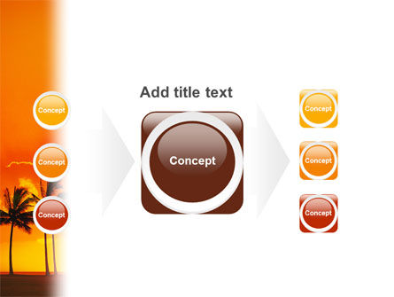 Seaside PowerPoint Template Slide 17