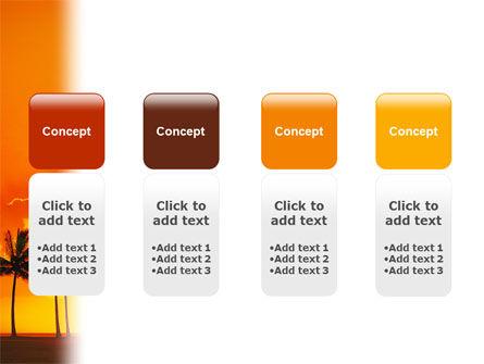 Seaside PowerPoint Template Slide 5