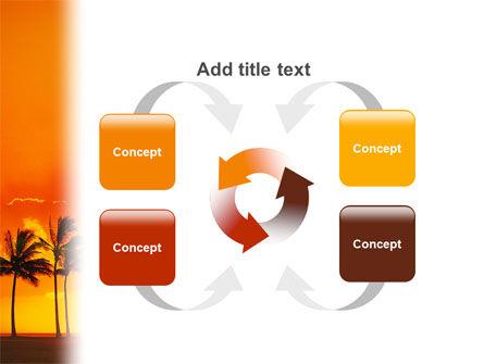 Seaside PowerPoint Template Slide 6