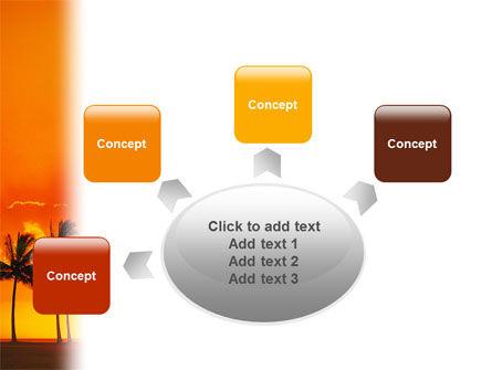 Seaside PowerPoint Template Slide 7