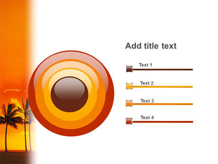 Seaside PowerPoint Template Slide 9