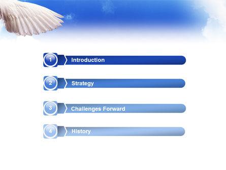 Holy Spirit PowerPoint Template, Slide 3, 02361, Religious/Spiritual — PoweredTemplate.com