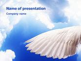 Religious/Spiritual: Holy Spirit PowerPoint Template #02361
