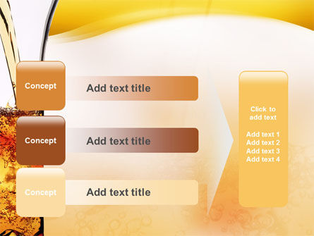 Ice Tea PowerPoint Template Slide 12