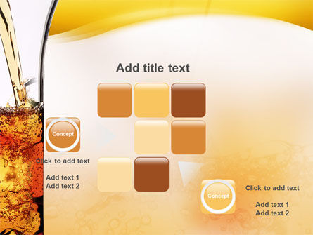 Ice Tea PowerPoint Template Slide 16