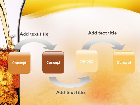 Ice Tea PowerPoint Template Slide 4