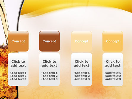 Ice Tea PowerPoint Template Slide 5