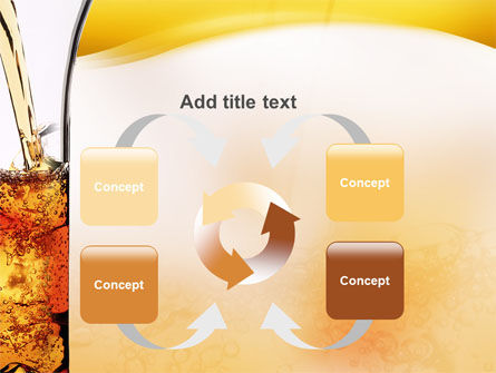 Ice Tea PowerPoint Template Slide 6