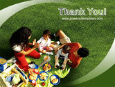 Family Picnic PowerPoint Template#20