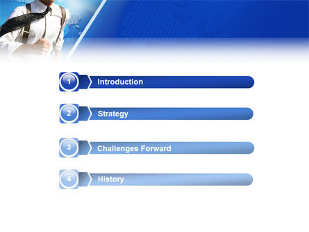 Business Opportunity PowerPoint Template, Slide 3, 02368, Global — PoweredTemplate.com